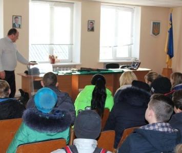 Екскурсія до Савранського відділення поліції - 02