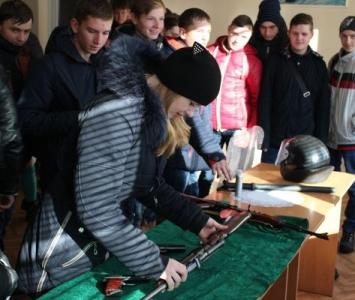 Екскурсія до Савранського відділення поліції - 05