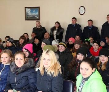 Екскурсія до Савранського відділення поліції - 07