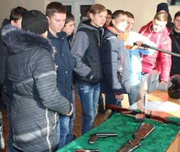 Екскурсія до Савранського відділення поліції - 06