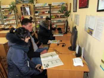 «Безпечний Інтернет» - Татарбунари - бібліотека - 03