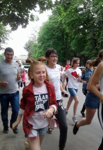 благодійний забіг - Велика Михайлівка - допомога Дімі Черману - 03