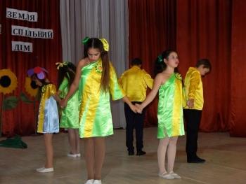 І районний етап Всеукраїнського конкурсу «Земля – наш спільний дім» - 09