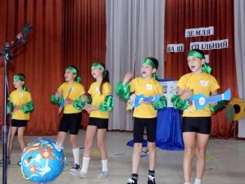 І районний етап Всеукраїнського конкурсу «Земля – наш спільний дім» - 10