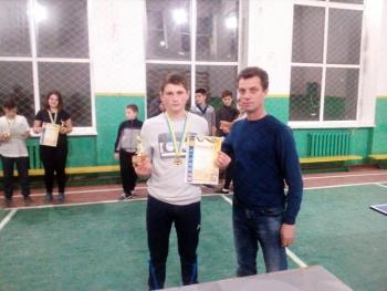 спартакіада із тенісу - Велика Михайлівка - команда Окнянського району - 01