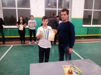 спартакіада із тенісу - Велика Михайлівка - команда Окнянського району - 04