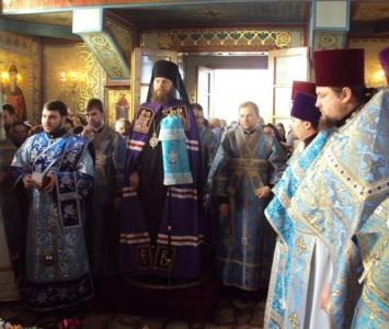 праздник Казанской иконы Божьей Матери - 01