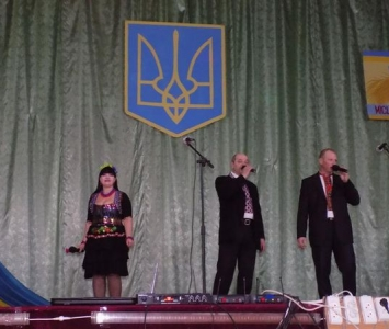 День місцевого самоврядування - Захарівка - 01
