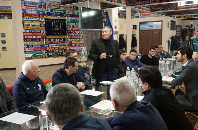 Одеська обласна федерація футболу може стати тимчасовим членом «Федерації футболу України» - 04