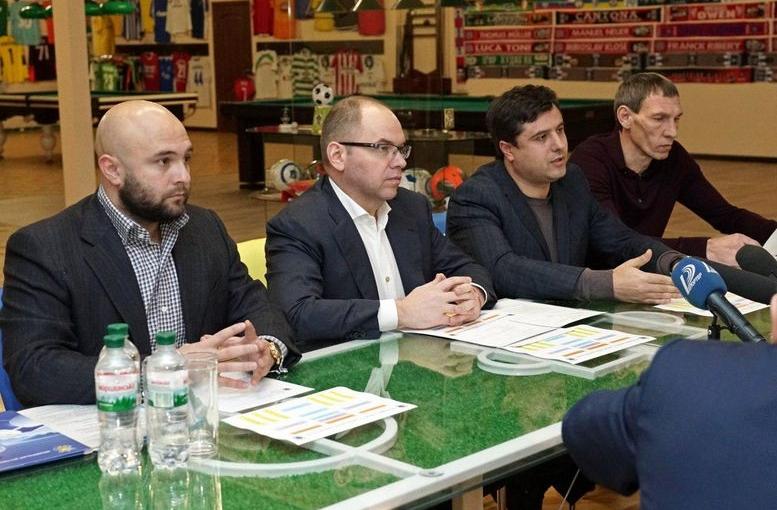 Одеська обласна федерація футболу може стати тимчасовим членом «Федерації футболу України» - 02