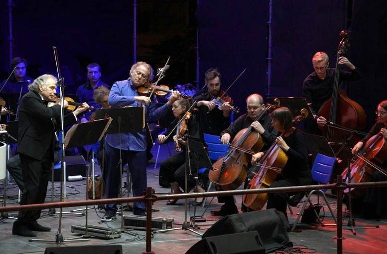 IV Міжнародний фестиваль ODESSA CLASSICS - open-air концерт - Потьомкінські сходи - Одеса - 02