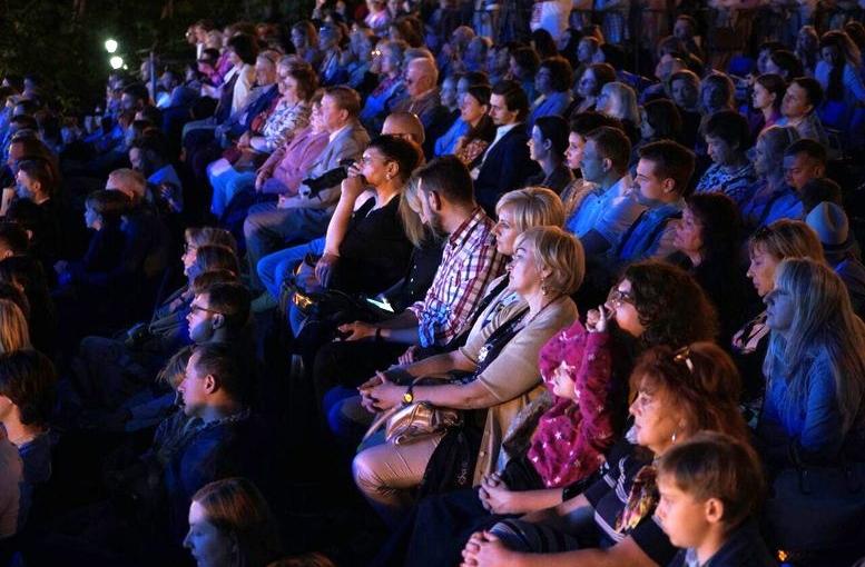 IV Міжнародний фестиваль ODESSA CLASSICS - open-air концерт - Потьомкінські сходи - Одеса - 03