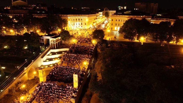 IV Міжнародний фестиваль ODESSA CLASSICS - open-air концерт - Потьомкінські сходи - Одеса - 05