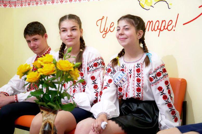 Культурно-освітній український медіа-простір - гімназія імені Раковського - Болград - 01