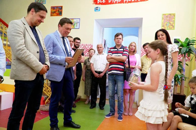 Культурно-освітній український медіа-простір - гімназія імені Раковського - Болград - 04