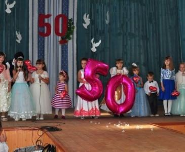Березівське вище профучилище - 50 років - 13
