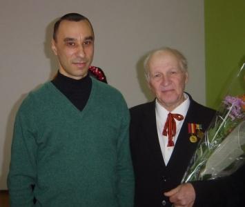 Зустріч з поетом–переселецем Іваном Захарченком - 07