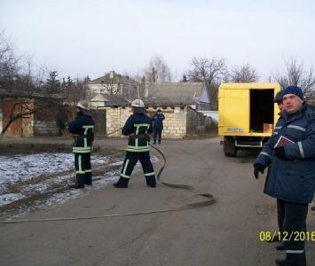 Командно-штабні навчання - Захарівка - 01