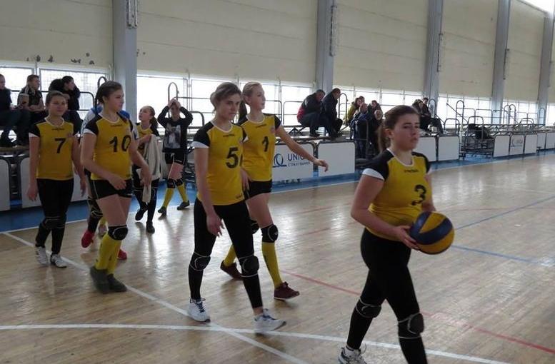 ХХІІ Международный Рождественский турнир по волейболу среди девушек - Измаил - 04