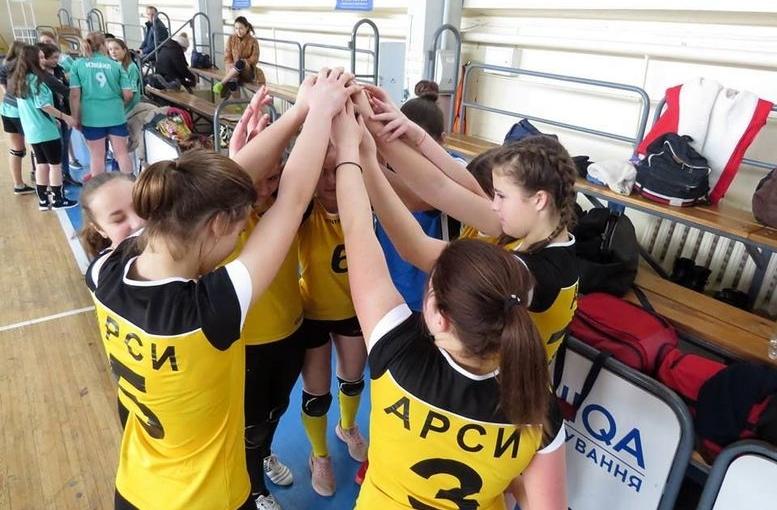 ХХІІ Международный Рождественский турнир по волейболу среди девушек - Измаил - 06