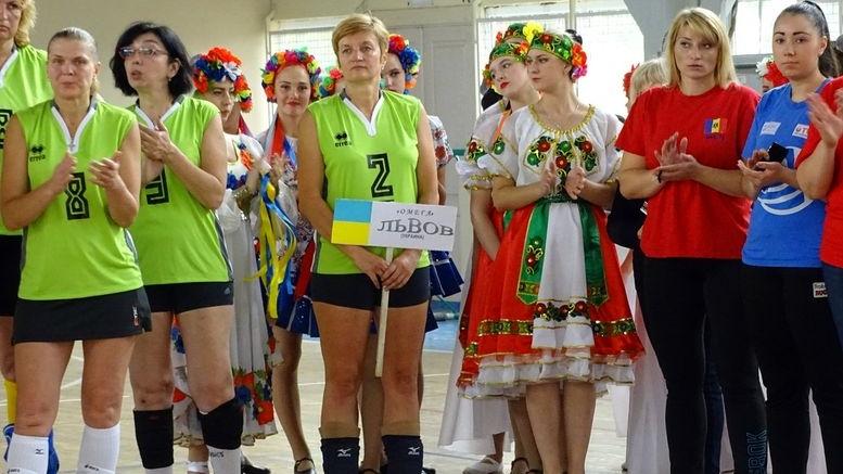 Турнір з волейболу серед ветеранів «Летючий м'яч» - Ізмаїл - 03