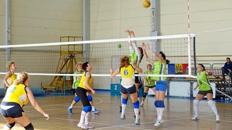 Турнір з волейболу серед ветеранів «Летючий м'яч» - Ізмаїл - 04
