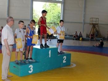 ІІІ Международный турнир по вольной борьбе - Измаил - 01