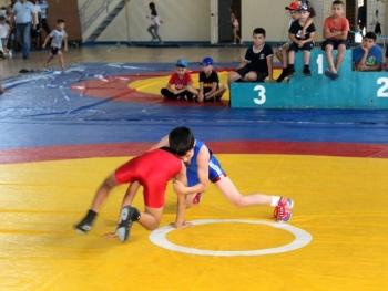 ІІІ Международный турнир по вольной борьбе - Измаил - 02