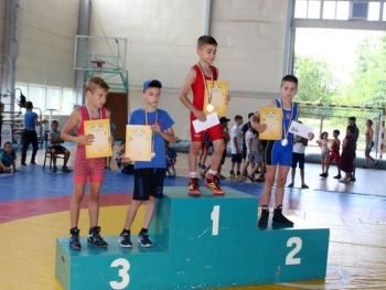 ІІІ Международный турнир по вольной борьбе - Измаил - 03