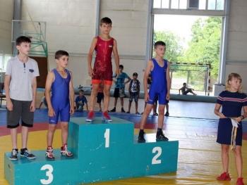 ІІІ Международный турнир по вольной борьбе - Измаил - 04