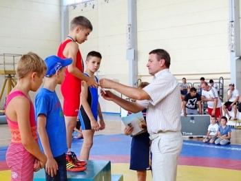 ІІІ Международный турнир по вольной борьбе - Измаил - 06