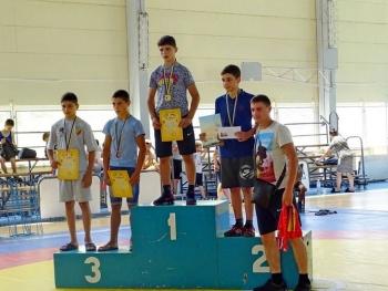 ІІІ Международный турнир по вольной борьбе - Измаил - 08