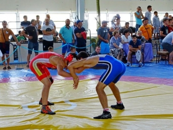ІІІ Международный турнир по вольной борьбе - Измаил - 09