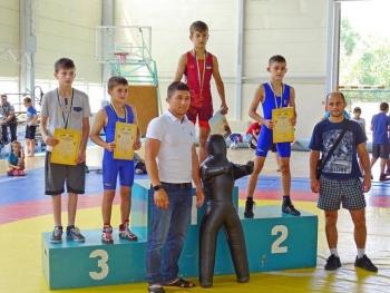 ІІІ Международный турнир по вольной борьбе - Измаил - 11