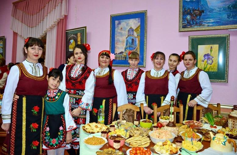 Фестиваль «Национальные обряды, особенности национальной кухни и вин Бессарабии» - 08