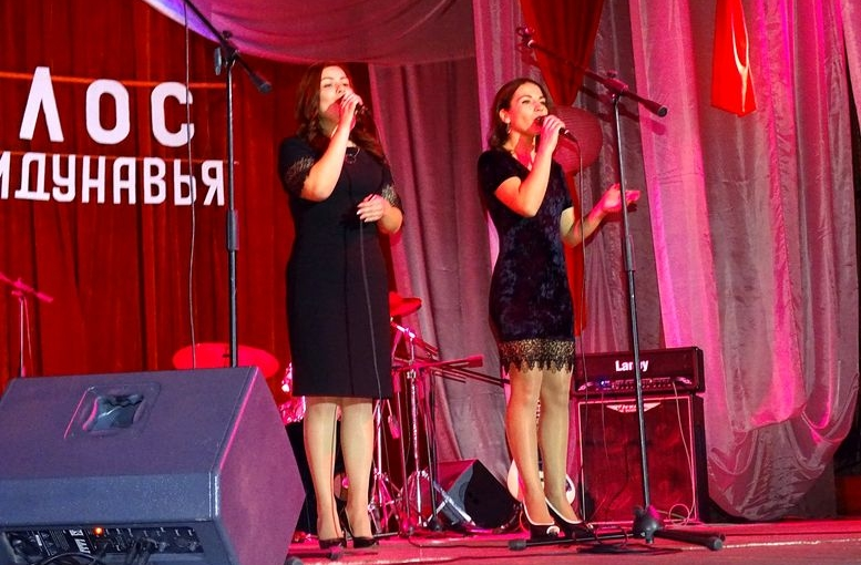 III-й Открытый вокальный конкурс-фестиваль «Голос Придунавья» - Измаил - 08
