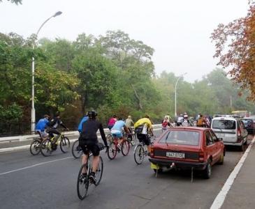 велопробег в Измаиле-1