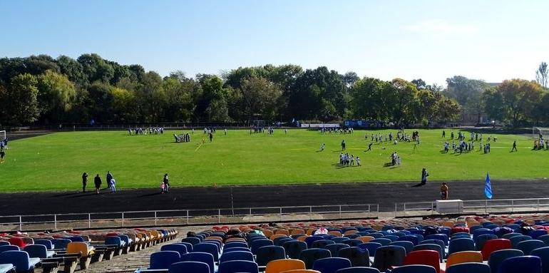 фестиваль Открытые уроки футбола - 1