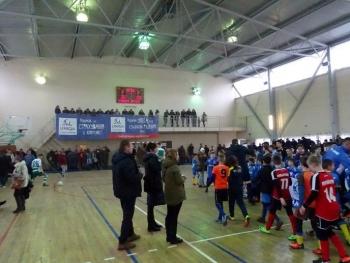 Открытая детская футзальная лига - Измаил - 03