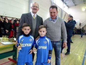 Открытая детская футзальная лига - Измаил - 06