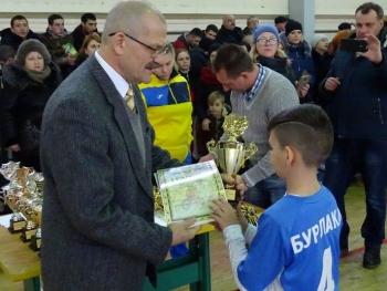 Открытая детская футзальная лига - Измаил - 08