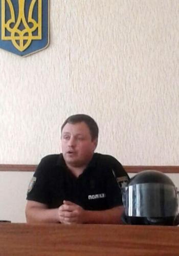 Великомихайлівське відділення поліції - учні - школа - зустріч - 04