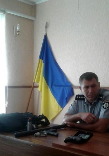 Великомихайлівське відділення поліції - учні - школа - зустріч - 05