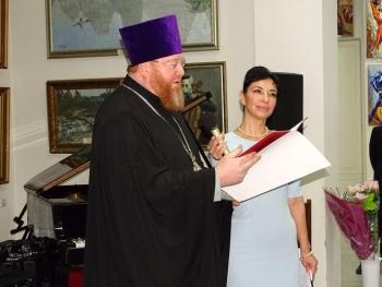 Емілія Євдокимова - ювілей - Ізмаїл - 02