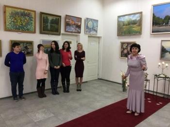 Емілія Євдокимова - ювілей - Ізмаїл - 07