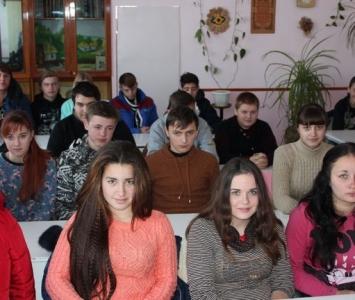 Бесіда-лекція в рамках Всеукраїнського тижня права - Саврань - 3