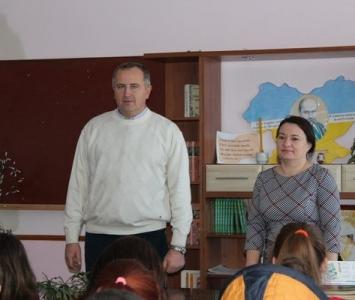 Бесіда-лекція в рамках Всеукраїнського тижня права - Саврань - 1
