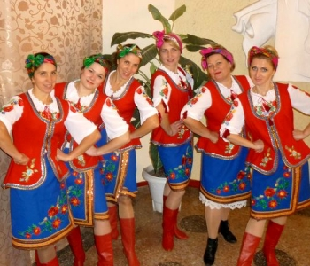 Захарівський хореографічний колектив народного танцю «ВИДИВО» - 03