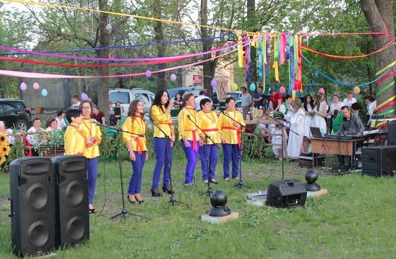 Весняні гаївки - Слюсарево - 07
