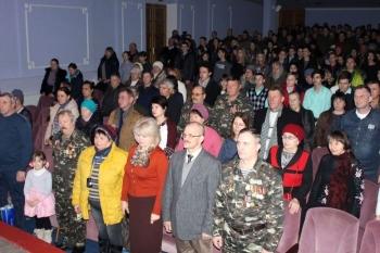 Концерт в честь воинов-афганцев - Измаил - 04